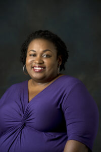 Assistant Professor of Women's and Gender Studies Brittney Cooper